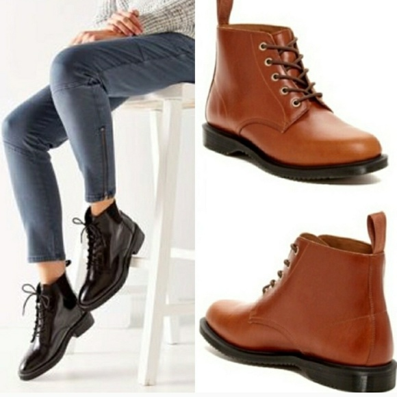 2f1ce7467c5 DR./DOC MARTEN Emmeline Leather Ankle Boot